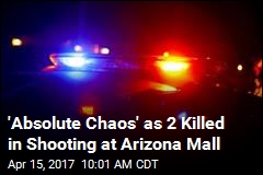 Deadly Shooting at Arizona Mall