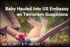 US Embassy Summons 'Terrorist' Baby