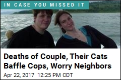 Deaths of Couple and Their Cats Baffle Cops, Worry Neighbors