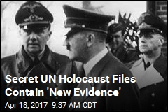 Report: Secret UN Files Show Allies Knew of Holocaust Earlier