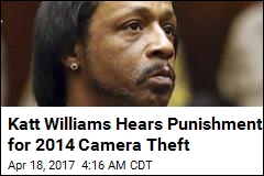 Katt Williams Ordered to Take Anger Management Classes