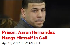 Ex-NFL Star Aaron Hernandez Kills Himself in Prison