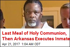 Arkansas Executes First Inmate Since 2005