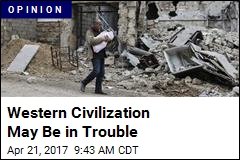 Western Civilization May Be in Trouble