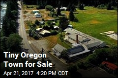 Tiny Oregon Town for Sale