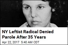 NY Leftist Radical Denied Parole After 35 Years