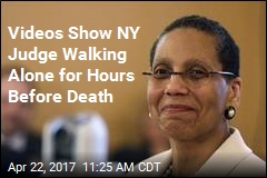 Videos Reveal Final Hours of New York Judge's Life