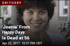 'Joanie' From Happy Days Is Dead at 56
