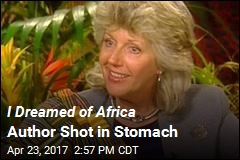 I Dreamed of Africa Author Shot in Stomach