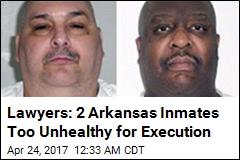 Judges Block Attempt to Halt Arkansas Double Execution