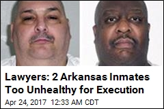 Judges Block Attempt to Halt Arkansas Double Execution