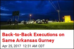 Arkansas Carries Out 1st US Double Execution Since 2000