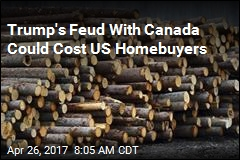 Trump's Feud With Canada Could Cost US Homebuyers