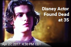 Disney Actor Found Dead at 35
