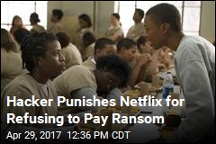 New Season of Orange Is the New Black Released by Hacker