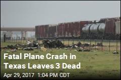3 Killed in Air Ambulance Crash in Texas