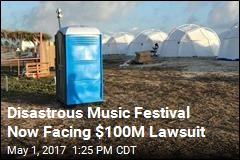 Disastrous Music Festival Now Facing $100M Lawsuit