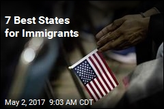 7 Best States for Immigrants