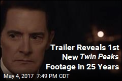 Trailer Reveals 1st New Twin Peaks Footage in 25 Years