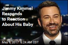 Kimmel Offers Suggestion for Health Care 'Kimmel Test'