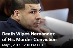 Aaron Hernandez Isn't a Convicted Murderer Anymore