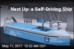 Next Up: a Self-Driving Ship