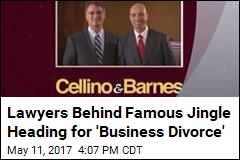 Bad News for Jingle-Happy Law Firm: Cellino Suing Barnes