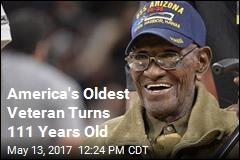 America's Oldest Veteran Turns 111 Years Old