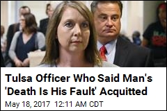 Cop Acquitted in Shooting of Unarmed Black Man
