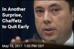 In Another Surprise, Chaffetz to Quit Early