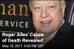 Roger Ailes Died of Bleeding on the Brain
