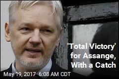 Sweden Drops Rape Case Against Julian Assange