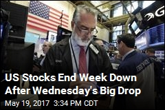 Industrials Lead US Stocks Broadly Higher