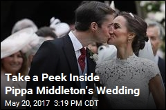 A Look at Pippa Middleton's High-Society Wedding