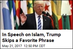 Trump Ditches Phrase 'Radical Islamic Terrorism'