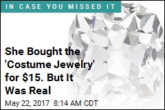 She Bought the 'Costume Jewelry' for $15. But It Was Real