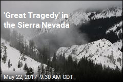 'Great Tragedy' in the Sierra Nevada