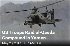 US Troops Stage Another Ground Attack in Yemen