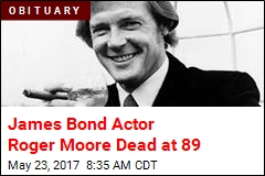James Bond Actor Roger Moore Dead at 89