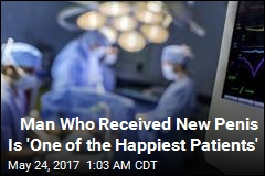 World's 3rd-Ever Penis Transplant Is a Success