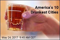 America's 10 Drunkest Cities