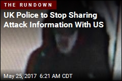 UK Police to Stop Sharing Attack Information With US