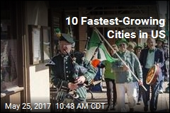 10 Fastest-Growing Cities in US