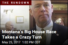 Montana's Big House Race Takes a Crazy Turn