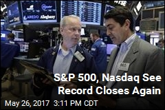 S&P 500, Nasdaq See Record Closes Again