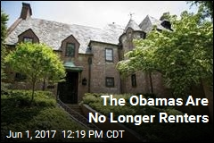The Obamas Are No Longer Renters