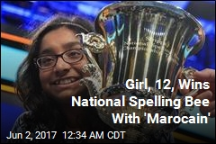 Spelling Bee Has Sole Winner for First Time Since 2013