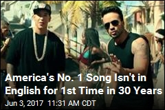 America's No. 1 Song Isn't in English for 1st Time in 30 Years