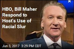 HBO, Bill Maher Respond to Host's Use of Racial Slur