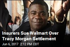 Insurers Sue Walmart Over Tracy Morgan Settlement